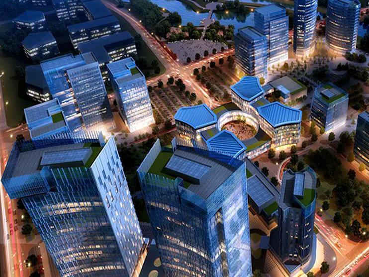 北京亦庄移动硅谷项目
